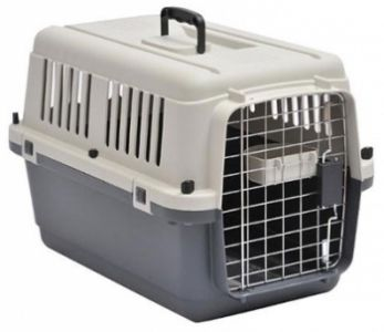 Cage Pet Airline Carrier Medium 61x40x41cm
