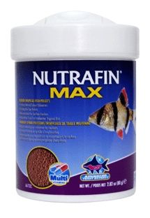 Nutrafin Max Tropical Pellets  80g