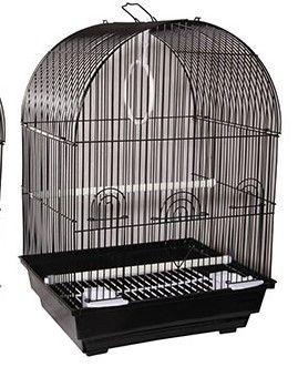 Avi One Bird Cage 320 Arch Top 34 x 26.5 x 51cm