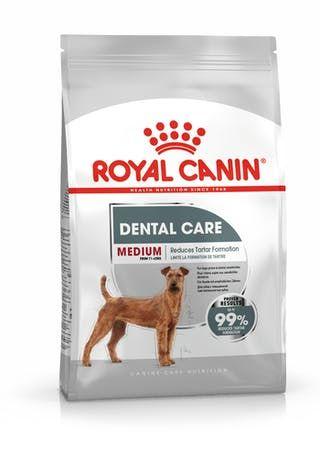 RC Dog Medium Dental Care 3kg
