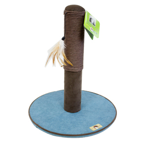 Petpals Grove Scratcher Pole 40 x 40 x 47cm