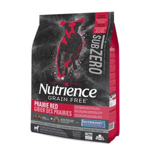 Nutrience Dog Sub Zero Prairie Red 2.27kg