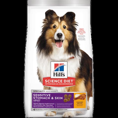 SD Dog Adult Sensitive Stomach & Skin 12kg