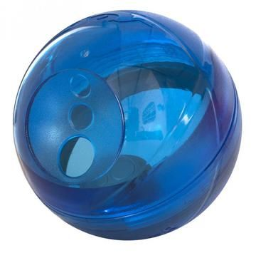 Rogz Tumbler Treat Dispenser Medium Blue