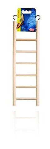 Living World Wooden Ladder 7 Step