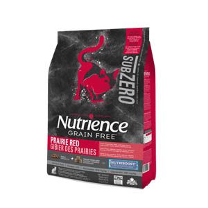 Nutrience Cat Sub Zero Prairie Red 2.27kg