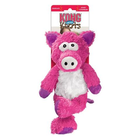 Kong Cross Knots Pig Med/Large