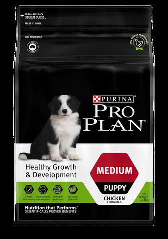 Proplan Dog Puppy Medium Breed Healthy Growth 15kg