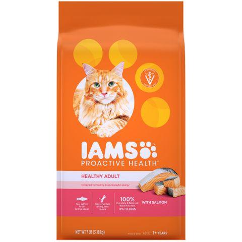 IAMS Cat Healthy Adult Salmon 1.59kg