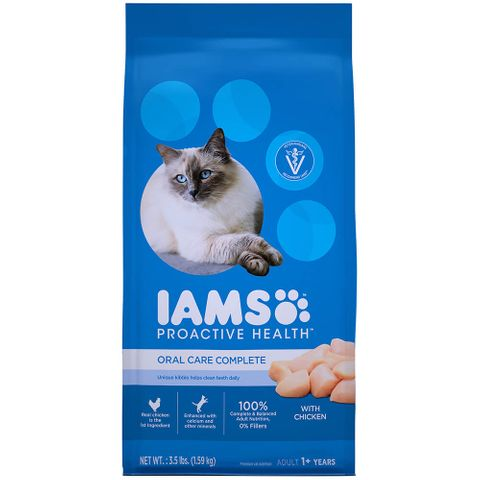 IAMS Cat Healthy Oral Care 1.59kg