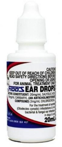 Fido's Ear Drops 20ml