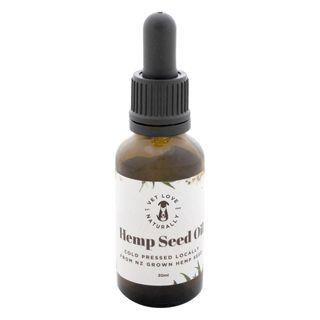 Olive's Kitchen Hemp Seed Oil 30ml