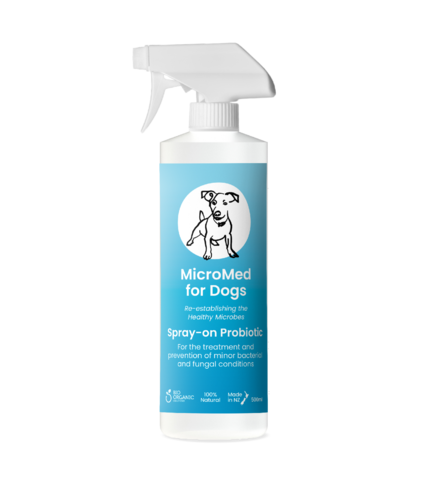 MicroMed Topical Spray for Dogs 500ml