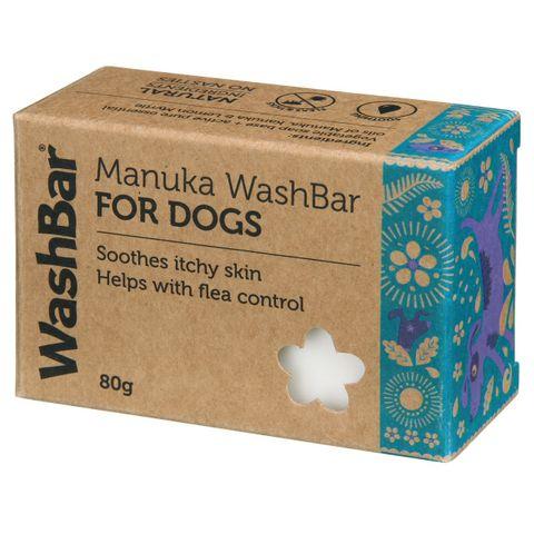 Wash Bar Manuka Soap