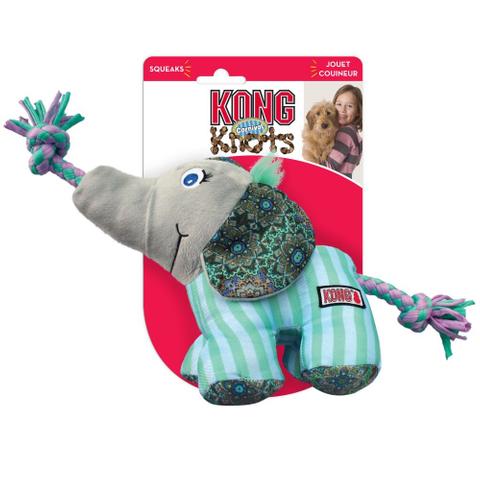 Kong Carnival Knots - Elephant Med/Lge