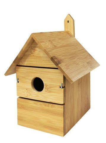 The Lodge Bird Nesting Box