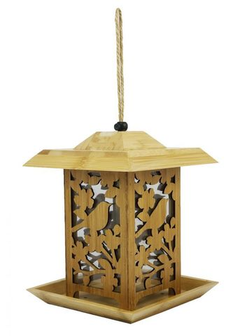 The Lantern Wild Bird Feeder