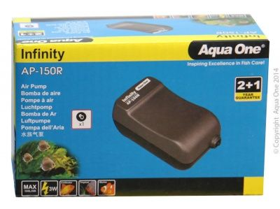 Aqua One Infinity Air Pump AP150R