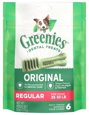 Greenies Canine Regular 170g