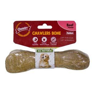 Gnawler 12.5cm Beef Bone Medium
