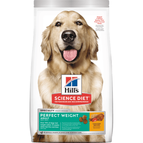 SD Dog Adult Perfect Weight 12.9kg