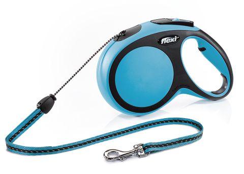 Flexi New Comfort Cord 5m Blue Medium