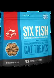 Orijen Treat Cat Six Fish 35g