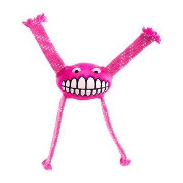 Rogz Flossy Grinz Pink Medium