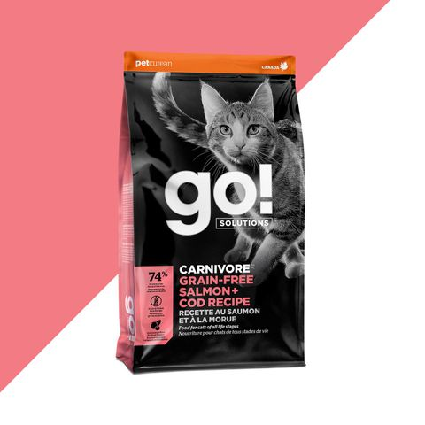GO! Cat Carnivore Grain Free Salmon & Cod 1.36kg