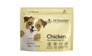 Pet Bakery Dog Treat Chicken  50g