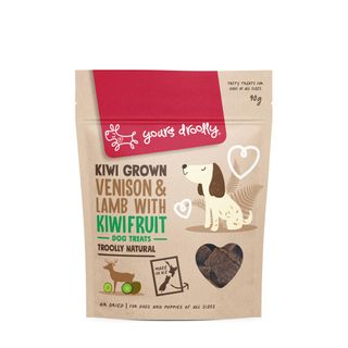 YD NZ Venison, Lamb & Kiwifruit Dog Treats 90g