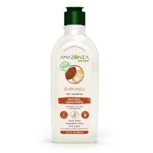 Amazonia Shampoo Cupuacu Natural Sunscreen 500ml