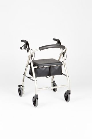 "Ellipse 6"" Rollator Blue Mottled (9346376000086)"