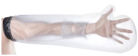 Peak  Cast Protector  Adult Full Arm - Small   Suits 25-29cm Arm Circumference