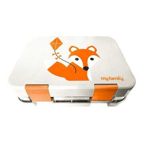 My Family Super Bento Lunchbox - Foxy