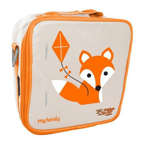My Family Lunch Bag by Fridge to Go - Foxy