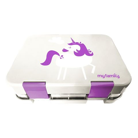 My Family Super Bento Lunchbox - Unicorn