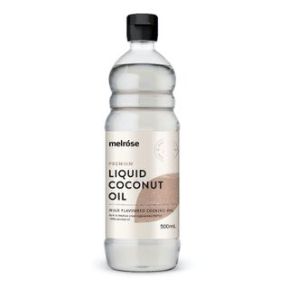 Melrose Coconut Oil Premium Liquid - 500ml