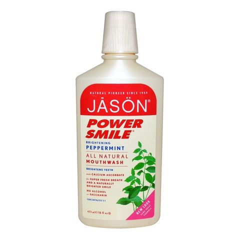 Jason Peppermint Mouthwash - 473ml