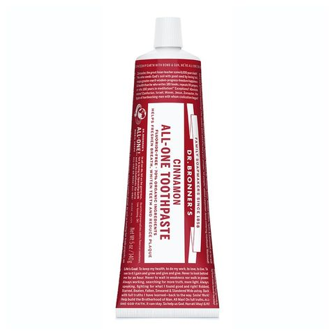 Dr Bronner's Cinnamon All One Toothpaste - 140g