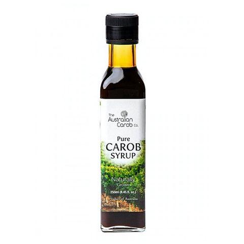 Australian Carob Co Pure Carob Syrup - 250ml