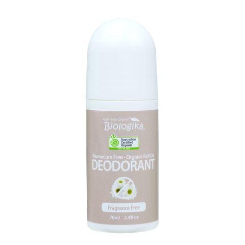 Biologika Organic Roll On Deodorant - 70ml
