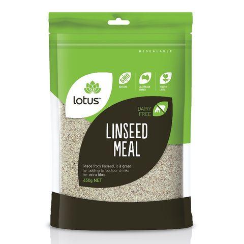 Lotus Linseed Meal - 450g