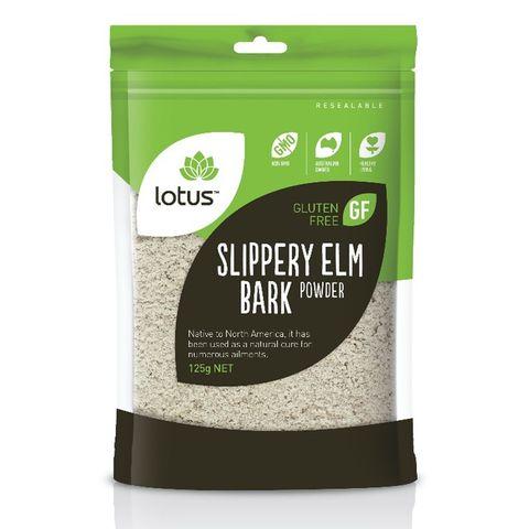 Lotus Slippery Elm Bark Powder - 125g