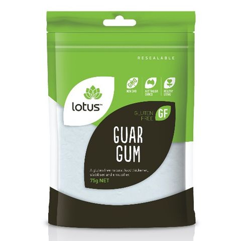 Lotus Guar Gum - 75g