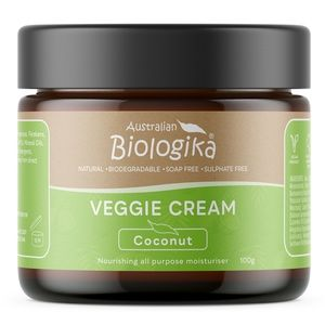 Biologika Coconut Veggie Cream - 100g