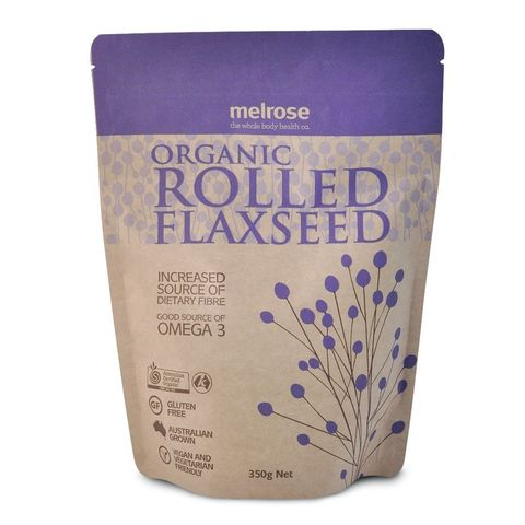 Melrose Rolled Flaxeed - 350g
