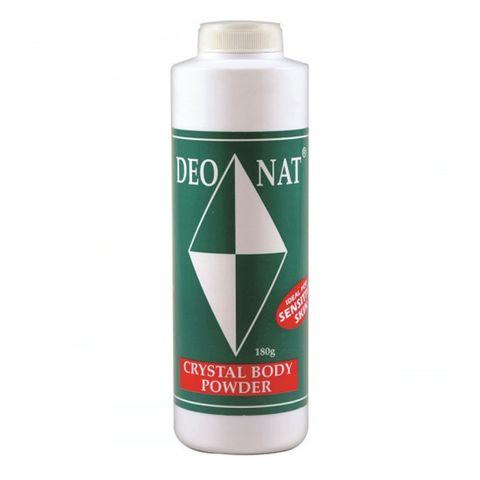 Deonat Crystal Powder Deodorant - 180g