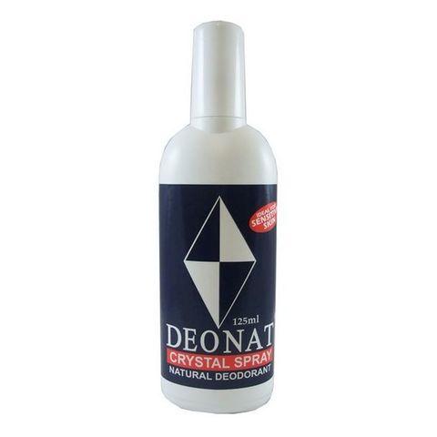 Deonat Crystal Spray Deodorant - 125ml