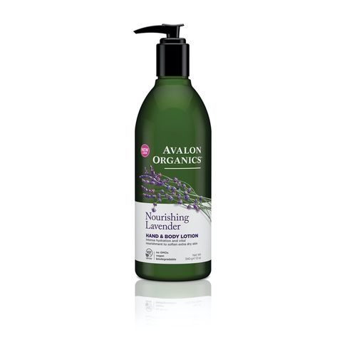 Avalon Organics Lavender Hand & Body Lotion - 350ml